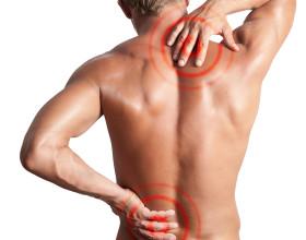 Bolezni sklepov in hrbtenice